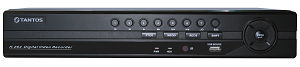 TSr-HV0411 Standard 4-х канальный гибридный видеорегистртор